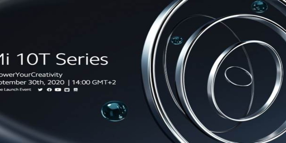 Xiaomi Mi 10T: Η νέα σειρά παρουσιάζεται επίσημα στις 30 Σεπτεμβρίου 2020