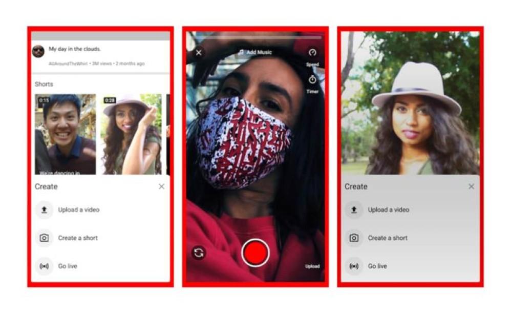 YouTube Shorts: Το TikTok της Google κάνει ντεμπούτο στην Ινδία