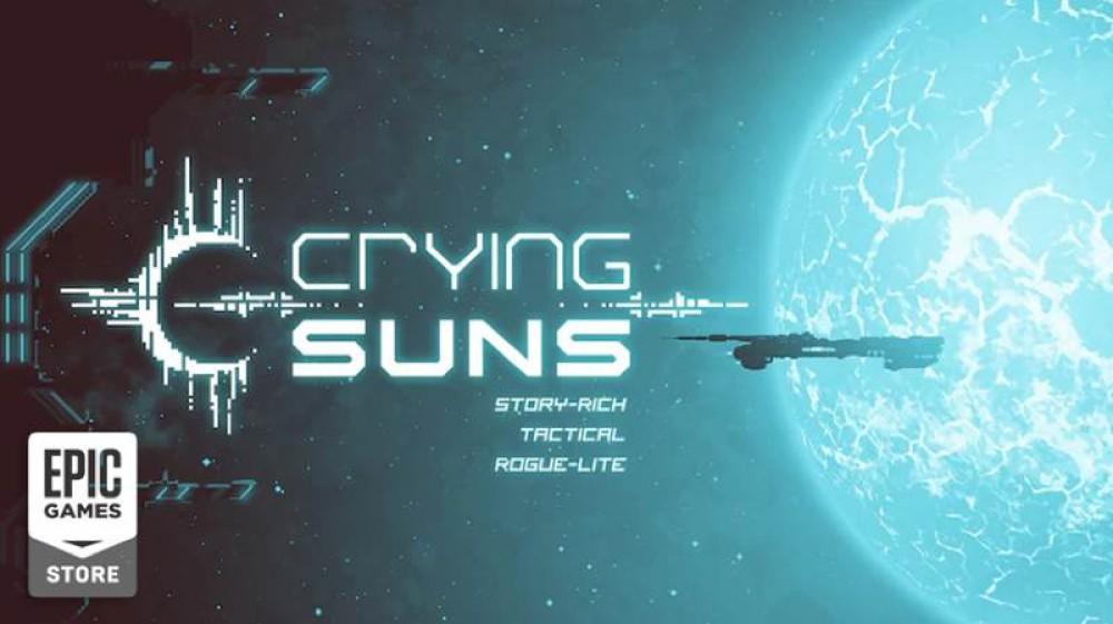 Crying Suns: Διαθέσιμο δωρεάν στο Epic Games Store
