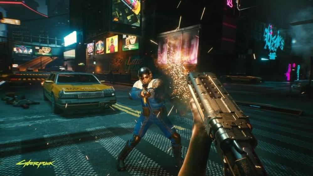 Cyberpunk 2077: Μια ματιά από gameplay σε Xbox Series X και Xbox One X