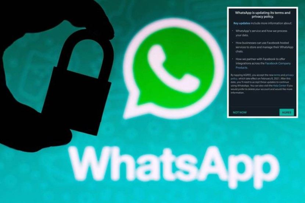 WhatsApp: Θα μοιραζόμαστε δεδομένα με τη Facebook, διαφορετικά δεν θα μπορούμε να χρησιμοποιούμε την υπηρεσία