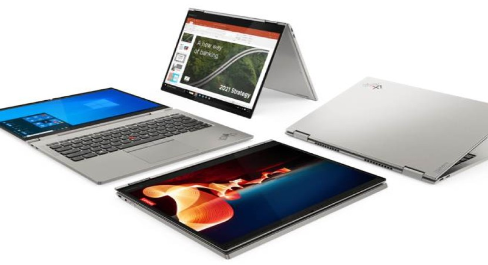 Lenovo ThinkPad X1 Titanium Yoga: Το λεπτότερο που έχει κατασκευαστεί μέχρι σήμερα [CES 2021]