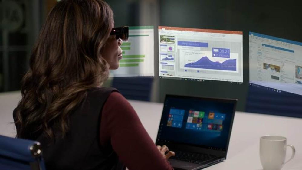 Lenovo ThinkReality A3: Τα AR glasses που δημιουργούν έως 5 εικονικές οθόνες μπροστά στα μάτια σου
