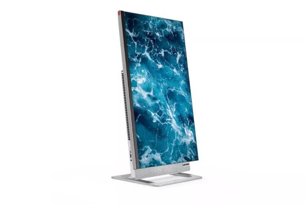 Lenovo Yoga AiO 7: Το πολύ ενδιαφέρον desktop με περιστρεφόμενη οθόνη [CES 2021]