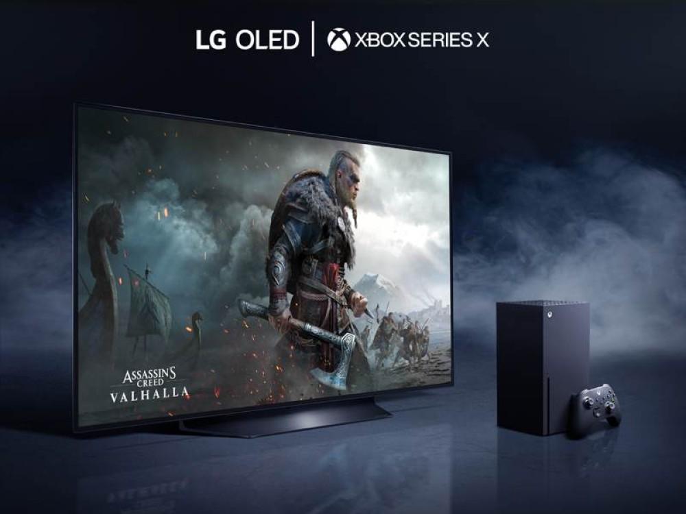 Η LG OLED TV και το Xbox Series X προσφέρουν την απόλυτη gaming εμπειρία με τις κονσόλες νέας γενιάς