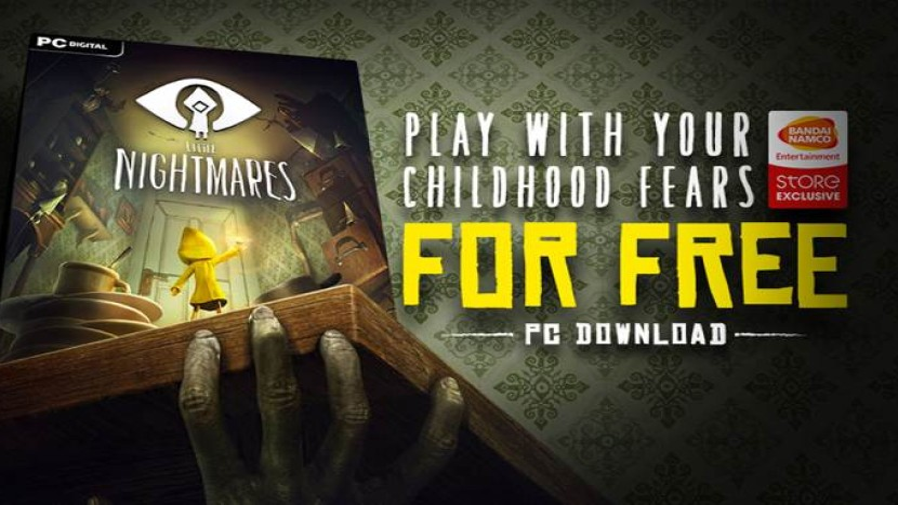Little Nightmares: Διαθέσιμο δωρέαν από τη Bandai Namco