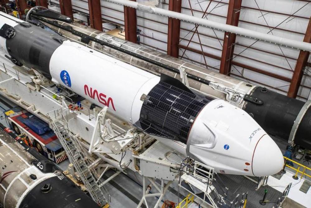 SpaceX: Γράφει ιστορία με την πιστοποίηση της NASA για το Crew Dragon