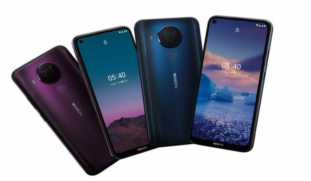 Nokia 5.4: Επίσημα το νέο προσιτό smartphone της εταιρείας