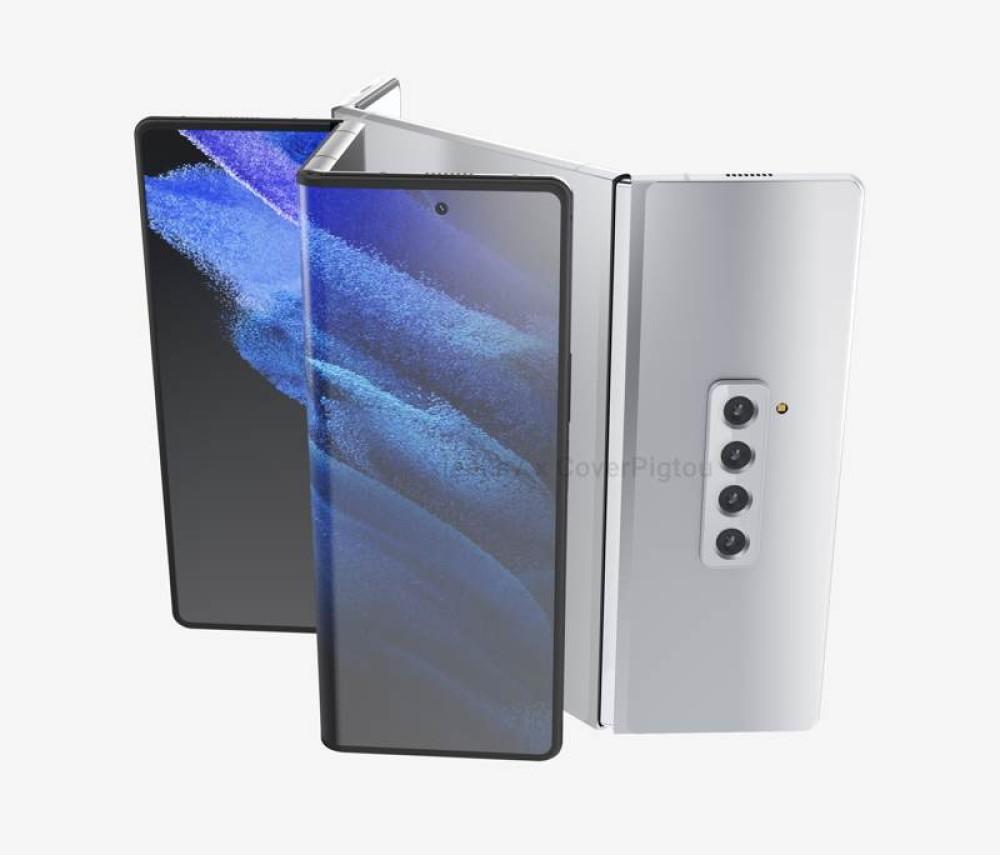 Samsung: Θα κυκλοφορήσει φέτος το πρώτο Dual-Fold smartphone;