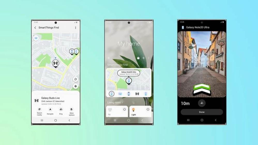 Samsung SmartThings Find: Η νέα εφαρμογή για εντοπισμό των offline Galaxy συσκευών