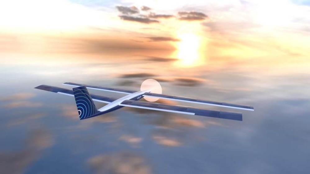 SolarXOne: Ένα drone που μένει στον αέρα και συλλέγει δεδομένα «για πάντα»