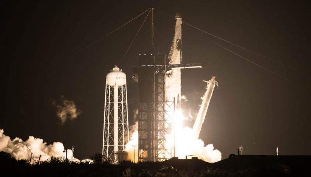 NASA και SpaceX έγραψαν ιστορία με την πρώτη κοινή επανδρωμένη αποστολή τους