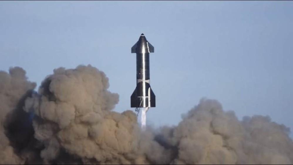 SpaceX: Νέο video με αναλυτικές λεπτομέρειες για τη δοκιμαστική εκτόξευση του Starship