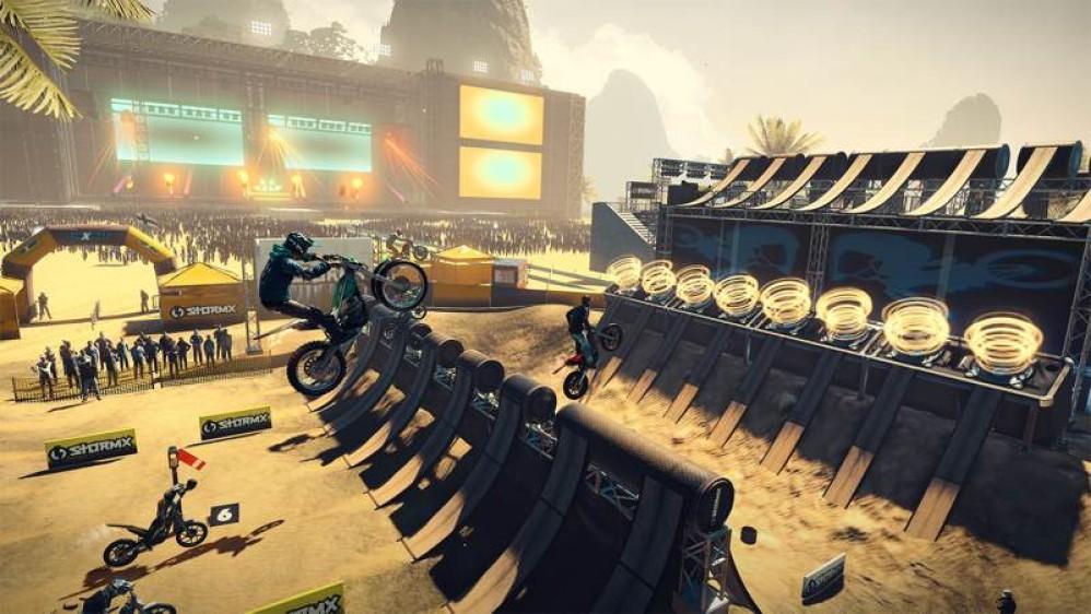 Trials Rising: Διαθέσιμο δωρεάν για όλους από την Ubisoft