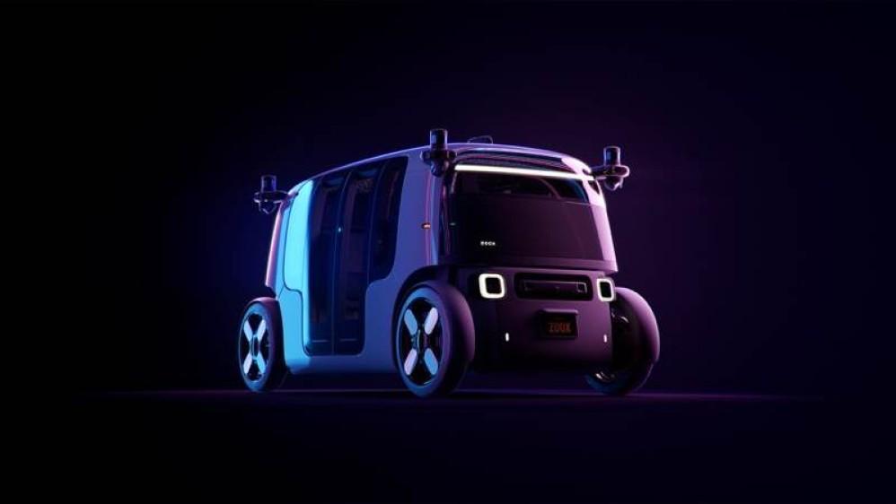 Zoox: Αυτό είναι το πρώτο αυτόνομο όχημα της Amazon