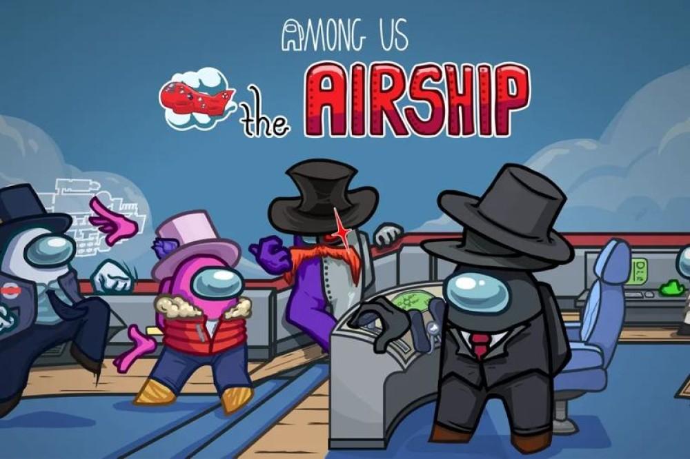 Among Us: Ο χάρτης Airship θα είναι διαθέσιμος από 31 Μαρτίου 2021