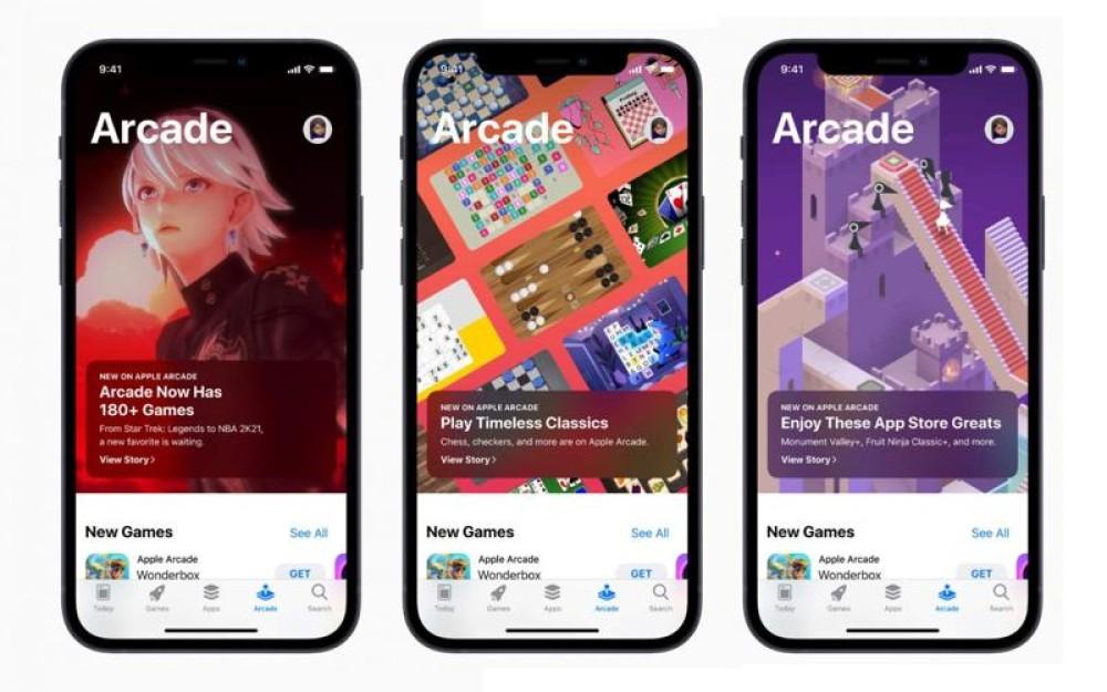 Apple Arcade: Ξεπέρασε τα 180 παιχνίδια, πολύ σημαντικές νέες προσθήκες