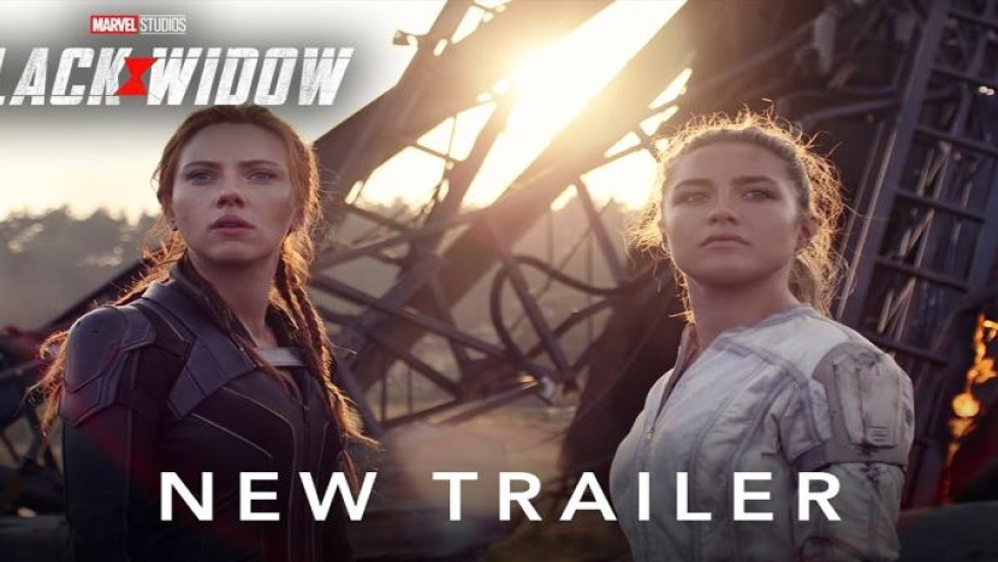 Black Widow: Νέο trailer, πρεμιέρα σε κινηματογράφους και Disney+ στις 9 Ιουλίου 2021