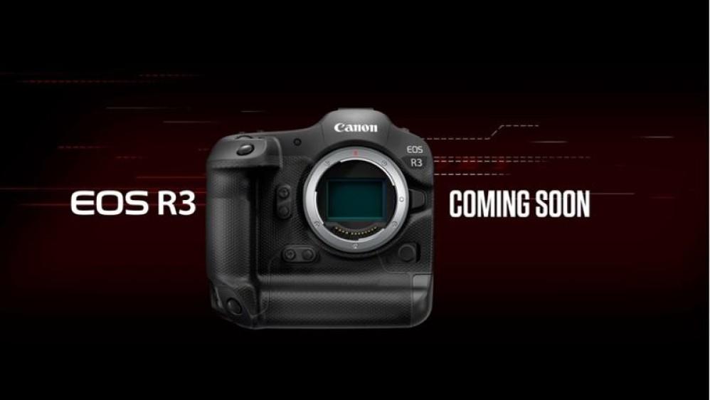 Η Canon αποκαλύπτει την EOS R3