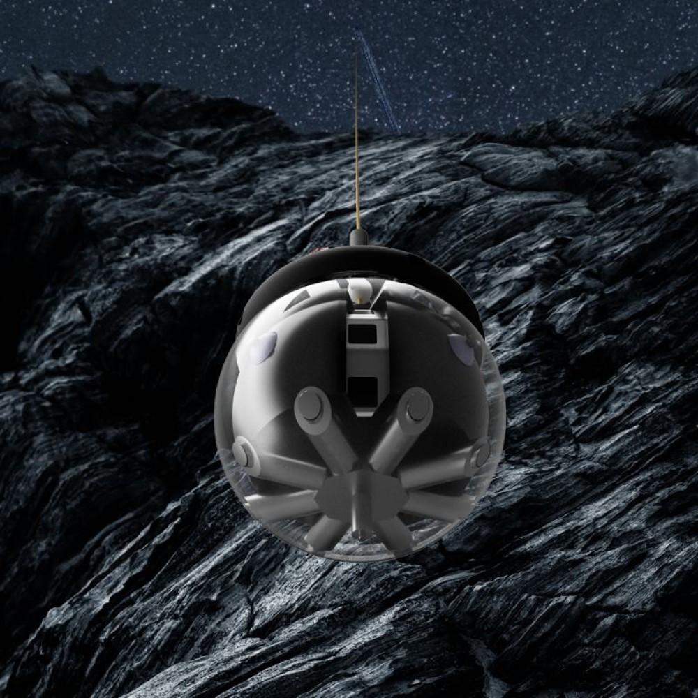 DAEDALUS: Το αυτόνομο ρομπότ που θα εξερευνήσει τις σπηλιές στη Σελήνη