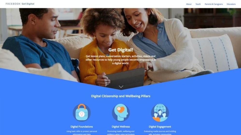 Η Facebook εγκαινιάζει το Get Digital στην Ελλάδα