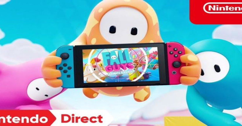 Fall Guys: Έρχεται στο Nintendo Switch το καλοκαίρι