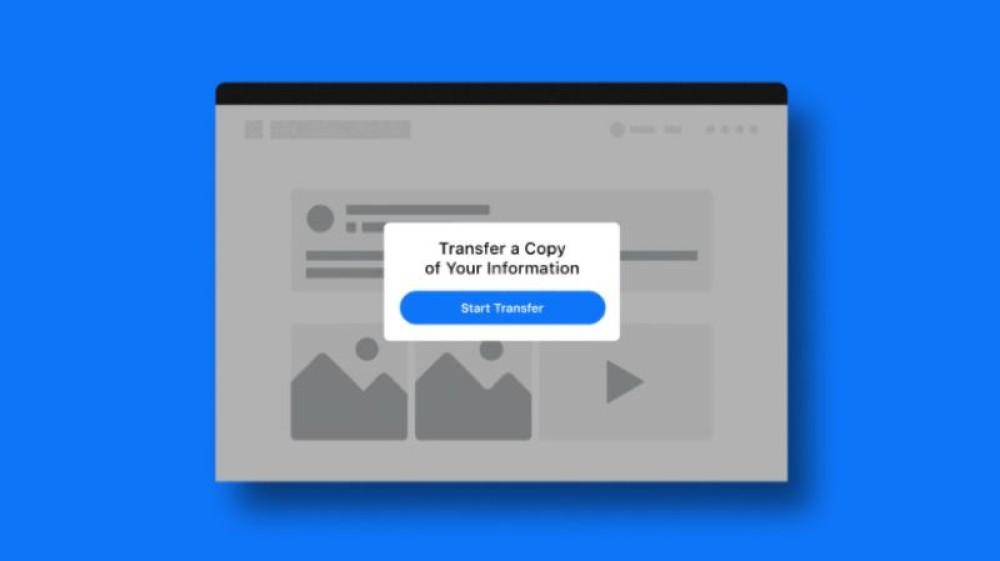Facebook: Νέο εργαλείο για μεταφορά των posts, notes και photos σε άλλες υπηρεσίες