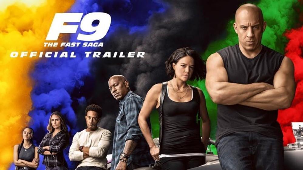Fast and Furious 9: Νέο εκρηκτικό trailer, πρεμιέρα στις 25 Ιουνίου