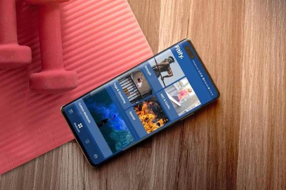 Third-party εφαρμογές στα wearables της Huawei, αρχή με το Fitify