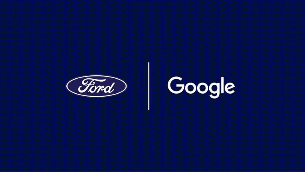 Η Ford ξεκινά πολυετή συνεργασία με τη Google
