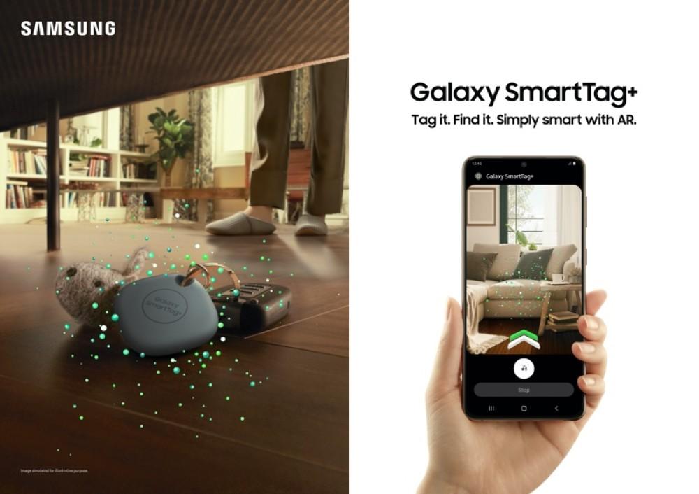 Samsung Galaxy SmartTag+: Ο έξυπνος τρόπος εύρεσης χαμένων αντικειμένων