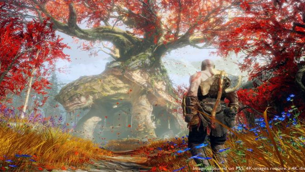 God of War: Διαθέσιμο δωρεάν το patch που αναβαθμίζει τα γραφικά για το PS5!