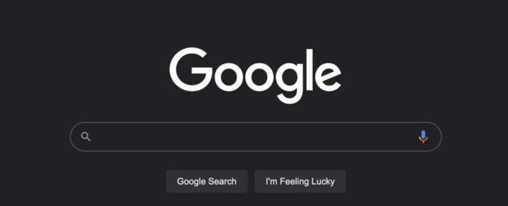 Google Search: Αποκτά dark mode και στα desktops