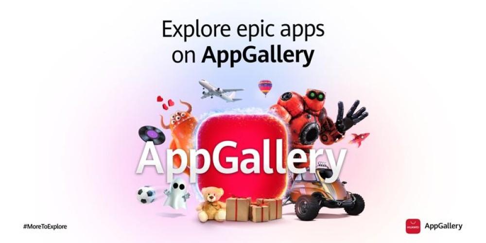Huawei AppGallery: Διπλασιασμός των διαθέσιμων εφαρμογών, στην 3η θέση του κόσμου