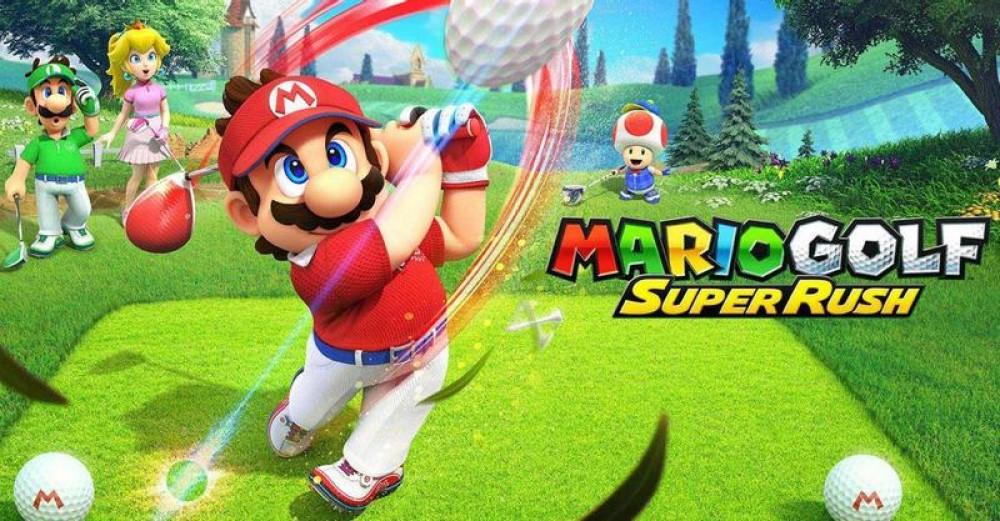 Mario Golf Super Rush: Ανακοινώθηκε επίσημα, έρχεται στο Nintendo Switch στις 25 Ιουνίου 2021