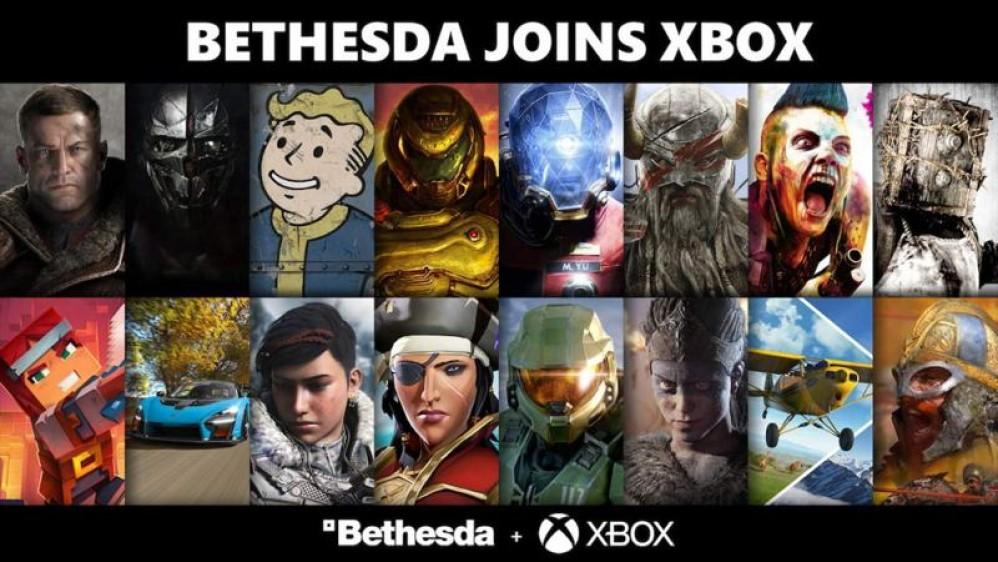 Microsoft: Ορισμένα νέα παιχνίδια της Bethesda θα είναι αποκλειστικά σε PC και Xbox