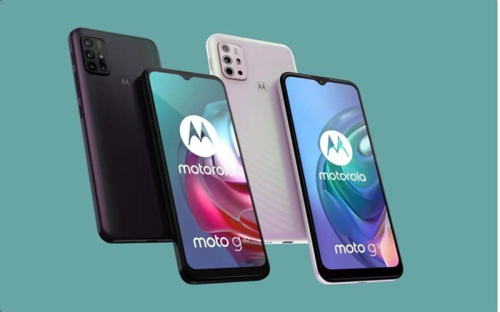 Moto G10 και Moto G30, τα νέα προσιτά smartphones με μεγάλη μπαταρία