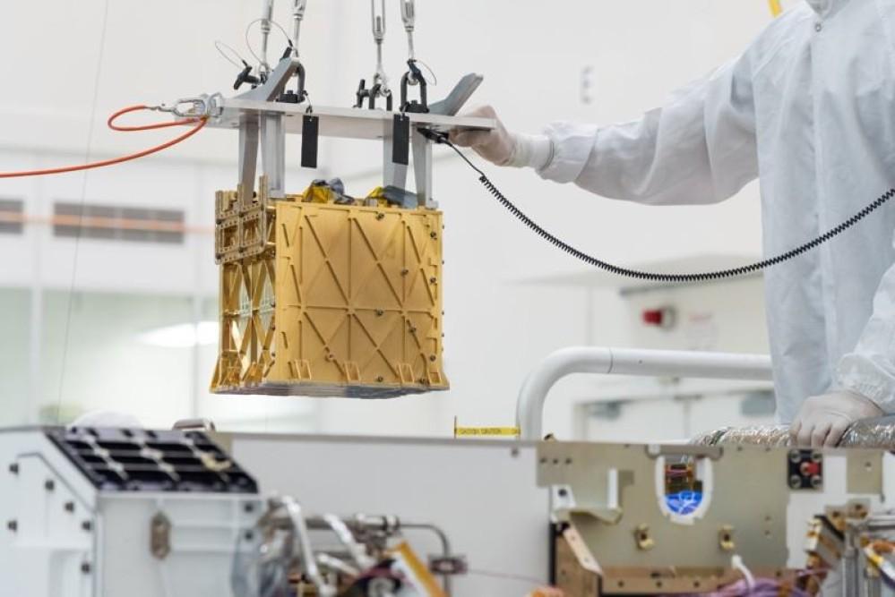 Perseverance: «Έφτιαξε» τα πρώτα 5.4γρ οξυγόνου στον Άρη
