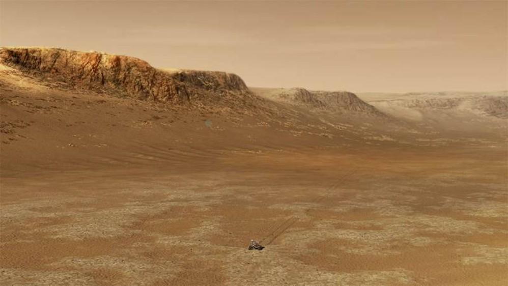 Perseverance: Δείτε το κινηματογραφικό video της NASA για την άφιξη του rover στον πλανήτη Άρη