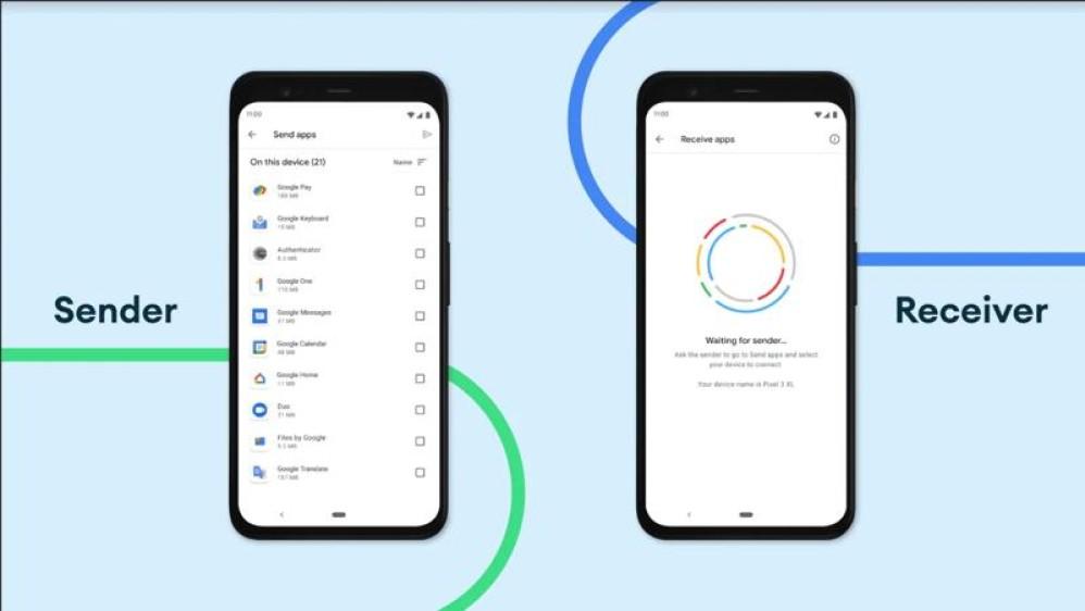Nearby Share: Ο offline διαμοιρασμός εφαρμογών διαθέσιμος για όλους