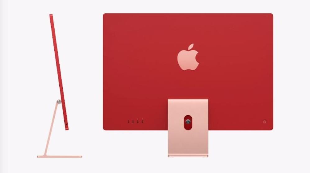 Νέο iMac με απίστευτα λεπτό design και επεξεργαστή M1