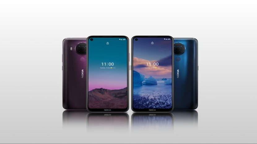 Nokia 5.4: Διαθέσιμο στην Ελλάδα από 18 Φεβρουαρίου στα €219