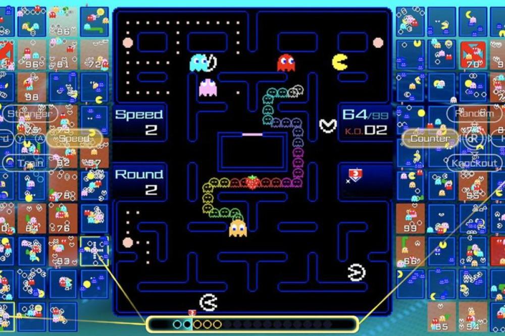 Pac-Man 99: Το νέο battle royale game για το Nintendo Switch