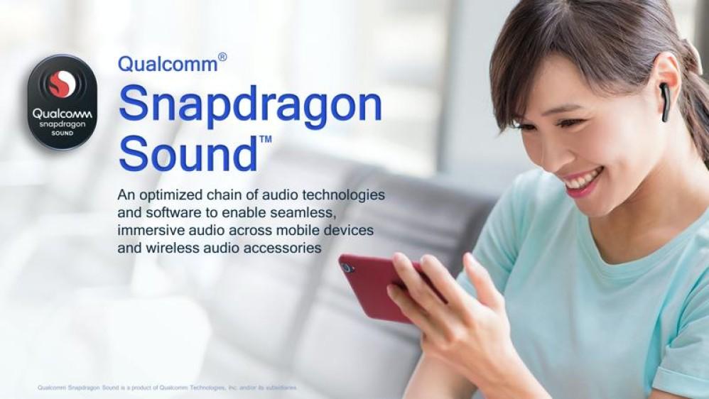 Qualcomm Snapdragon Sound: Υπόσχεται δραματική βελτίωση στον ήχο από ασύρματα ακουστικά