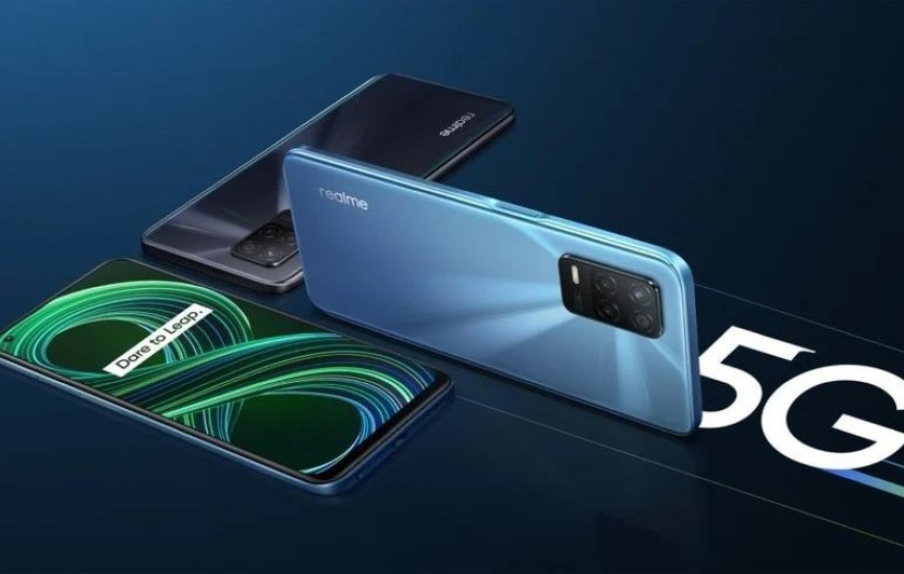 realme 8 5G: Επίσημα με οθόνη LCD, MediaTek Dimensity 700 και κάμερα 48MP
