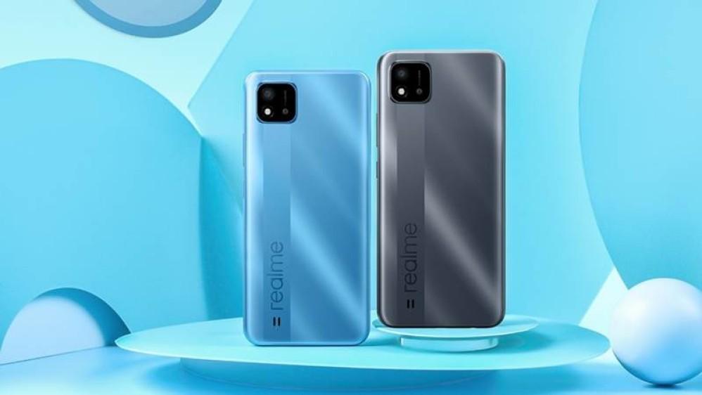 Realme C20: Το νέο πολύ προσιτό entry-level της εταιρείας