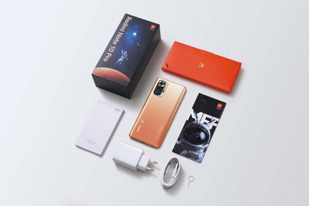 Redmi Note 10: Διαθέσιμα στην Ελλάδα τα τρία μοντέλα από €219!