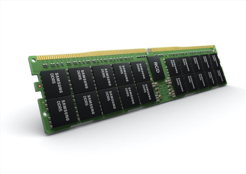 Η Samsung ανακοίνωσε module 512GB μνήμης RAM DDR5