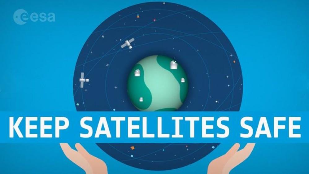 Πως οι δορυφόροι αποφεύγουν τα «διαστημικά σκουπίδια»
