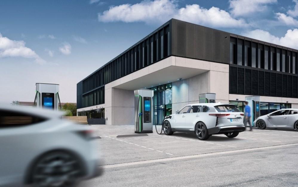 Sicharge D: Ένας από τους πιο αποδοτικούς σταθμούς ταχείας φόρτισης ηλεκτρικών οχημάτων